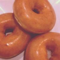Photo taken at Krispy Kreme by Ranul B. on 2/23/2012