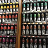 Photo taken at Blick Art Materials by Ally O. on 3/27/2012