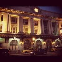 Photo taken at Baltimore Penn Station by Justin D. on 9/6/2012
