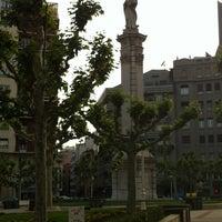 Photo taken at Plaza de la Inmaculada by Álvaro B. on 5/27/2012