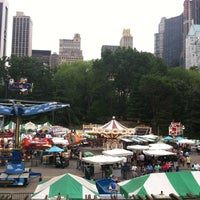 Photo taken at Victorian Gardens Amusement Park by Brett B. on 9/3/2012
