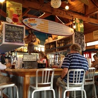 Photo taken at Surf Burger by Jason H. on 7/14/2012