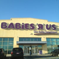 "Photo taken at Babies""R""Us by Derrick K. on 3/14/2012"