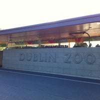 Photo taken at Dublin Zoo by Akhil G. on 7/7/2012