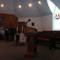 Photo taken at Corolla Chapel by John B. on 6/29/2012