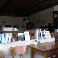Photo taken at 喫茶 tayu-tau by kunimiya on 8/10/2012