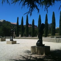 Photo taken at Rodin Sculpture Garden by Deborah J. on 8/7/2012