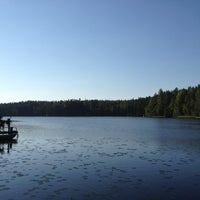 Photo taken at Järvenpää Natural Preservation Center by Jakub J. on 7/28/2012