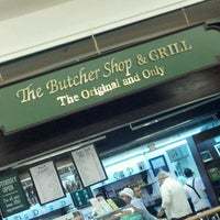 Photo taken at The Butcher Shop & Grill by Miguel S. on 2/9/2012