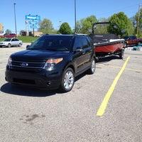 Photo taken at Walmart Supercenter by Adam C. on 4/6/2012