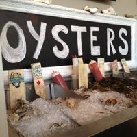 Photo taken at Henlopen City Oyster House by Randall F. on 6/23/2012