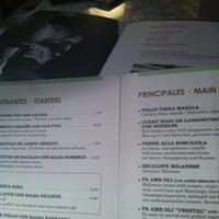 Photo taken at Cappuccino by @Marta_Bonet on 8/16/2012