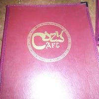 Foto diambil di Cozy Cafe Hookah Lounge oleh Nana A. pada 7/21/2012