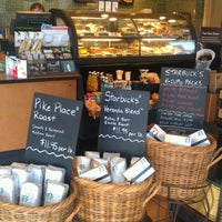 Photo taken at Starbucks by Chuck S. on 9/11/2012