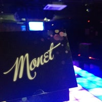 Photo taken at Club Monet by Mario G. on 5/2/2012