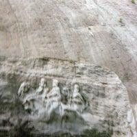Photo taken at Stone Mountain Summit by TomN on 4/1/2012