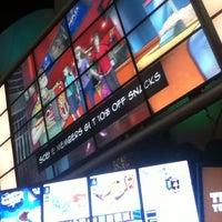 Photo taken at Cineplex Cinemas Mississauga by Brandon on 8/11/2012