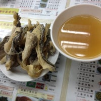 Photo taken at Wing Wah Noodles Shop by Miss Z. on 4/30/2012