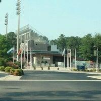 Photo taken at WakeMed Soccer Park by Crash Gregg on 6/28/2012