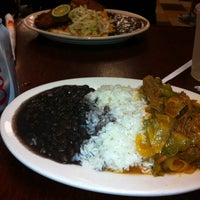 Photo taken at Sophie's Cuban Cuisine by Nicole S. on 8/8/2012
