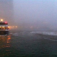 Photo taken at NY Waterway Ferry Terminal Paulus Hook by Yoichi M. on 3/20/2012