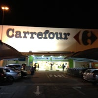 Photo taken at Carrefour by Veridiano Z. on 6/9/2012