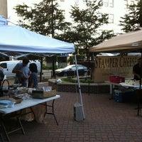 Photo taken at Printer's Row Farmers Market by Martha B. on 6/23/2012