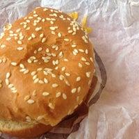 Photo taken at Burger King by Kym H. on 8/14/2012