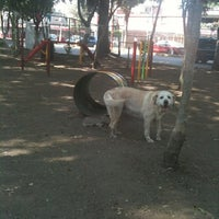 Photo taken at Parque De Las Mascotas by Diana C. on 4/1/2012