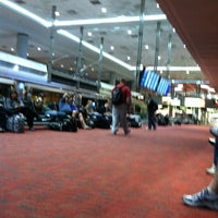 Photo taken at Gate B42 by John W. on 3/12/2012