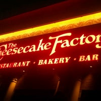 Photo taken at Cheesecake Factory by Sam S. on 8/18/2012