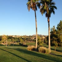 Photo taken at Desert Canyon Golf Club by Mark Y. on 8/26/2012