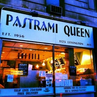 Photo taken at Pastrami Queen by Kat E. on 2/25/2012