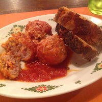 Photo taken at Osteria Morini by Olga G. on 8/29/2012