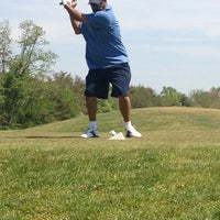 Photo taken at Andrews AFB Golf Course by Tiara I. on 4/16/2012