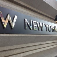 Photo taken at W New York - Union Square by Darren C. on 6/16/2012
