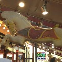 Photo taken at Red Robin Gourmet Burgers by Lori B. on 8/24/2012