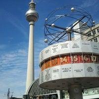 7/23/2012 tarihinde Step G.ziyaretçi tarafından Weltzeituhr'de çekilen fotoğraf