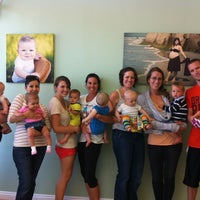 Photo taken at Babies In Bloom by Joann W. on 5/14/2012