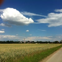 Photo taken at Mündelheim by Marco E. on 7/7/2012