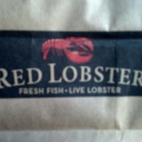 Photo taken at Red Lobster by Nate J. on 9/4/2012