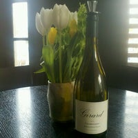 Photo taken at Girard Winery Tasting Room by Claire G. on 3/20/2012