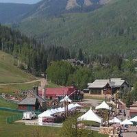 Photo taken at Park Hyatt Beaver Creek Resort & Spa by Steve H. on 5/26/2012