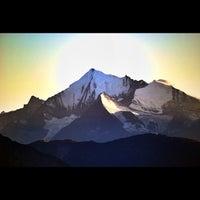 Das Foto wurde bei Bellwald - Ihr Schweizer Ferienort von Snowest am 8/19/2012 aufgenommen