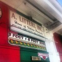 Das Foto wurde bei A. Litteri, Inc. von Justin T. am 8/18/2012 aufgenommen