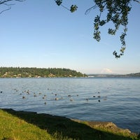 Photo prise au Seward Park Loop par Alicia M. le7/6/2012