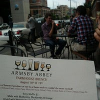 Photo taken at Armsby Abbey by OttO G. on 8/19/2012