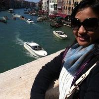 Photo taken at Palazzo Mangilli-valmarana by Rikka E. on 4/17/2012