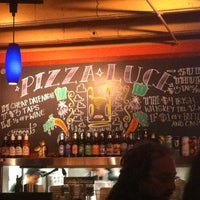 Photo taken at Pizza Lucé by Rafe R. on 9/8/2012
