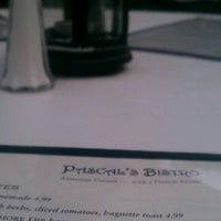 Photo taken at Pascal's Bistro by Taylor S. on 6/12/2012
